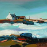 Farm By The Surf by Pam Carter