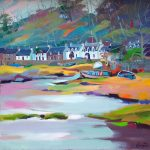 Plockton Shores by Pam Carter