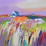 Wild Flowers Gigha by Pam Carter