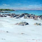Red Rocks, Traigh na Criche, Iona by Erni Upton