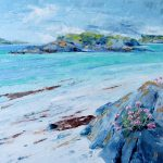 Cuddysport pinks West Gigha by Erni Upton