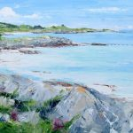 Ardminish Bay, Gigha by Erni Upton